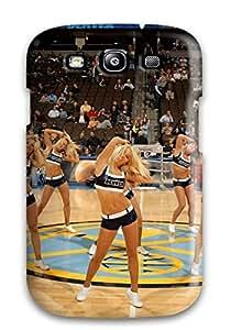 Holly M Denton Davis's Shop denver nuggets nba basketball (19) NBA Sports & Colleges colorful Samsung Galaxy S3 cases