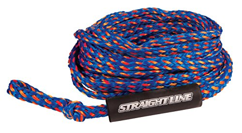 Straight Line 5p Supreme Tube Rope (Blue/Orange, 60-Feet)