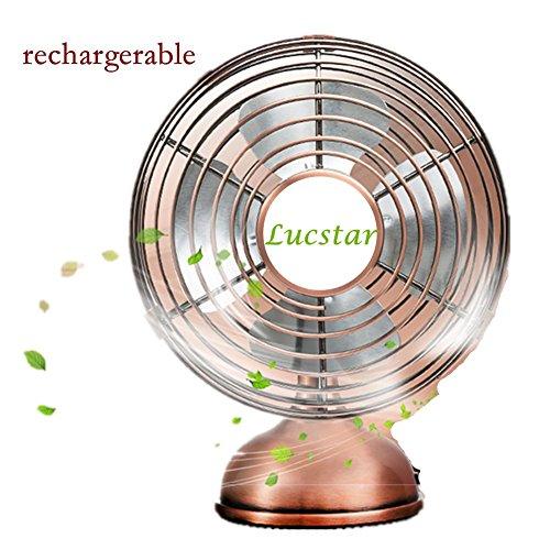 red retro fan - 8