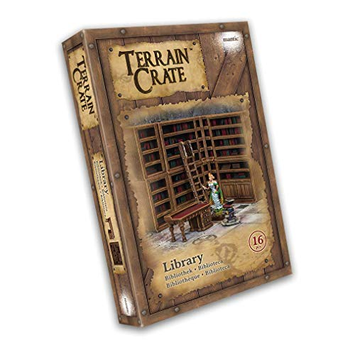 Terrain Crate - Library - MANTIC Games