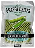 Calbee Snapea Crisps, Wasabi Ranch, 3.3 Ounce (Pack of 12)