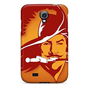 New EvMIUjRU5967 Tampa Bay Buccaneers Skin Case Cover Shatterproof Case For Galaxy S4