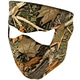 SkulSkinz Neoprene Face Mask Hunting Camp Camo(R)