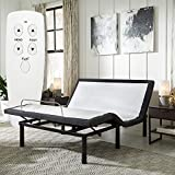 Blissful Nights Queen Adjustable Bed Base with