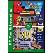 Clifford Learning Activites & I Spy