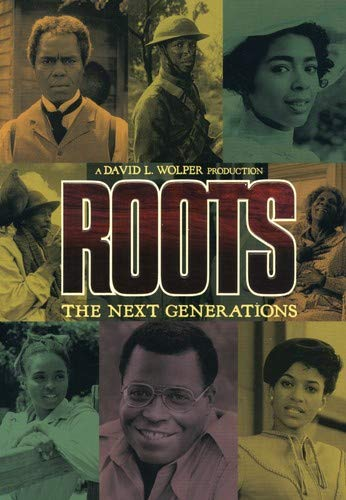 30th Anniversary Roots Dvd - Roots: The Next Generations