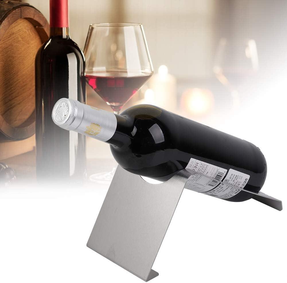 iFCOW /Étag/ère /à vin en Acier Inoxydable