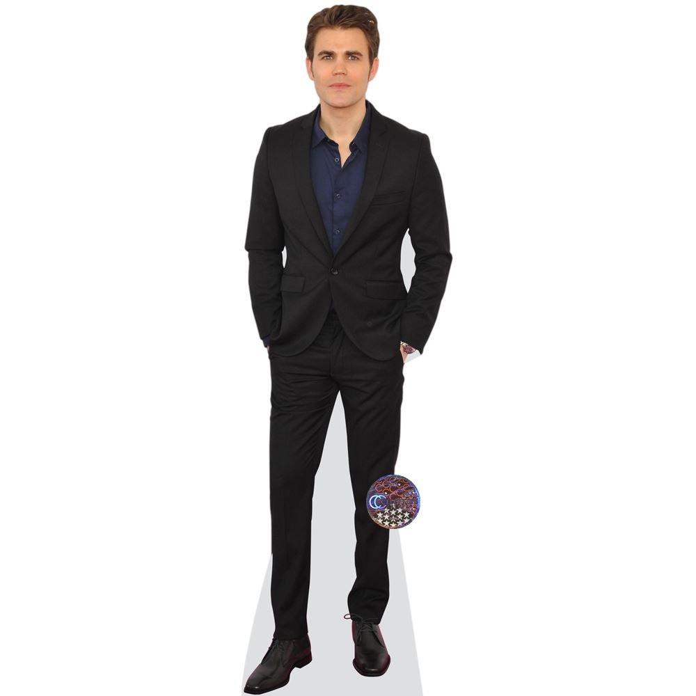 Paul Wesley (Suit) Life Size Cutout Celebrity Cutouts
