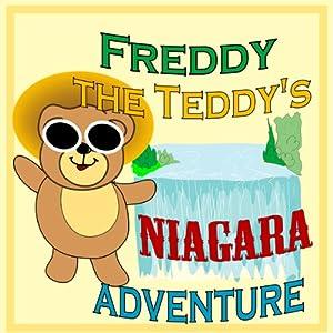 Freddy the Teddy's Niagara Adventure Audiobook