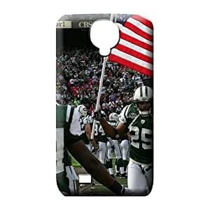 samsung galaxy s4 cell phone shells Retail Packaging Excellent Fitted Awesome Look new york jets