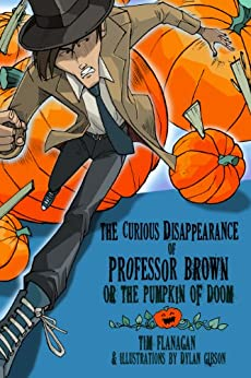 Childrens Book Disappearance Professor Hilarious ebook product image