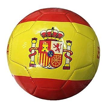 Durabol Balón de fútbol football talla 5 España DB-20: Amazon.es ...