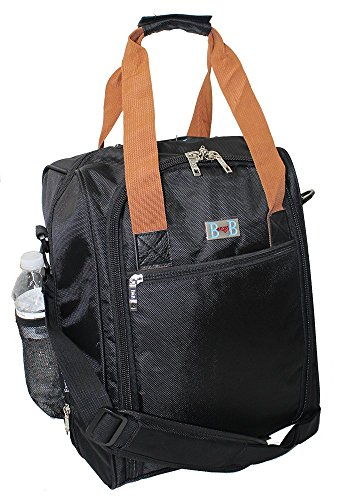 BoardingBlue New Spirit Airlines Personal Item Under (Spirit Airlines Under Seat Bag)