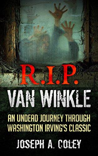 book cover of R.I.P. Van Winkle