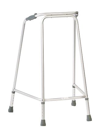 NRS Healthcare Hospital andador (con ruedas) Altura ...