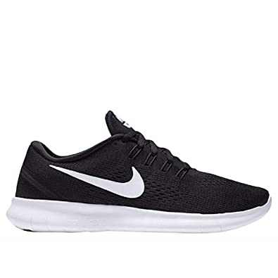 NIKE Free RN BlackAnthraciteWhite Womens Running Shoes