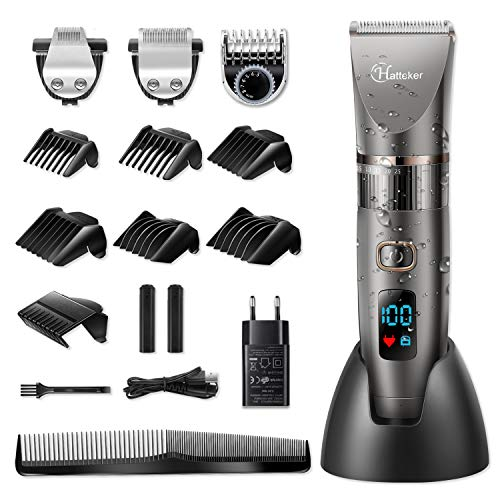 🥇 Professional Hair Clipper for Men Cordless