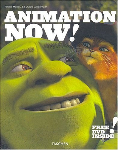 Animation Now! (Italian/Spanish/Portugese) (Italian, Portuguese and Spanish Edition) by Brand: Taschen