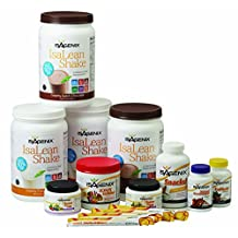 Isagenix Cleansing and Fat Burning System - 30 Day Program - Chocolate