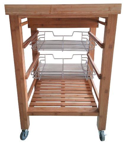 Inskeppa Rolling Cart Kitchen Cart With Wheels Serving Cart Buy Online In Uae Products In