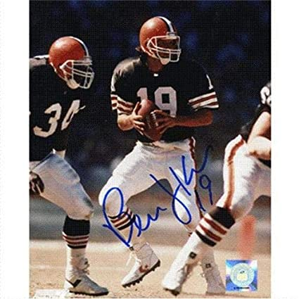 Bernie Kosar Autographed Signed Auto Cleveland Browns 8x10 Photograph -  Certified Authentic bb9778135
