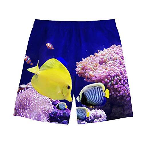 Nopersonality Ocean Pantaloncini Ocean Nopersonality Uomo Pantaloncini Fish1 Uomo vvUawrqfC