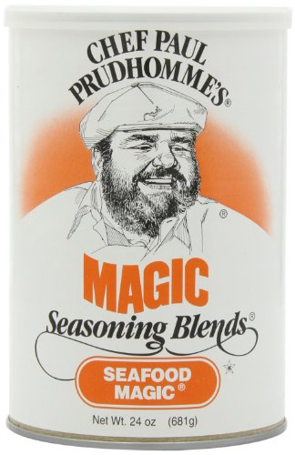 - Chef Paul Seafood Magic Seasoning, 24-Ounce Canisters (Pack of 2)