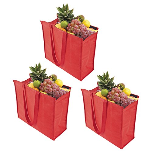 Cute Insulated Grocery Bags - 5