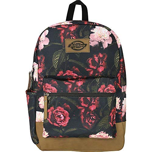 Dickies Colton Backpack, Dark Floral, One Size