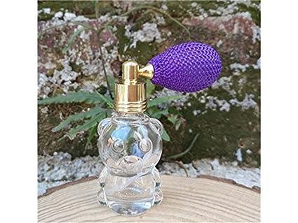 Maquillaje Botella de viaje de la forma del oso botella vacía del tamaño del viaje de