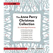 The Anne Perry Christmas Collection: Six Unabridged Mysteries