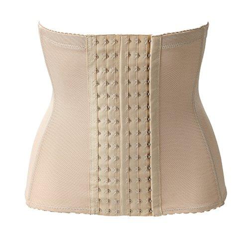 Shaper Tummy A Controllo Body partum 2 BOZEVON Yarn Net Donna Pancia di Post Cintura SqITpI