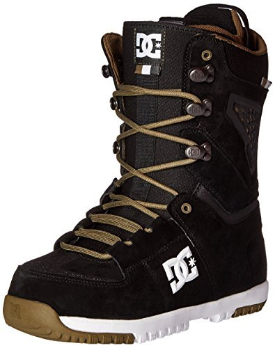 (DC Men's Lynx Snowboard Boot, Military, 8D)