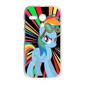 Motorola G Cell Phone Case White girly 24 LSO7707729