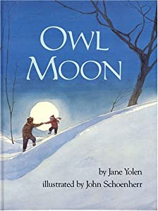 Paperback Owl Moon Book