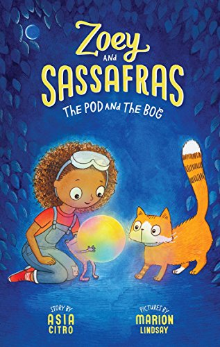 Sassafras Kids Fish - The Pod and The Bog (Zoey and Sassafras)