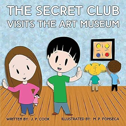 The Secret Club Visits the Art Museum