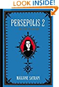#8: Persepolis 2: The Story of a Return (Pantheon Graphic Library)