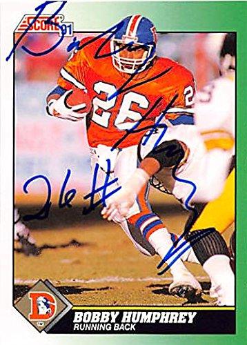 Autograph Card 125093 No. Denver Broncos 1991 Score No. 226 Broncos Bobby Humphrey Autographed Football Card B01N9JOL4R, TSK eSHOP:48ba42bc --- m2cweb.com