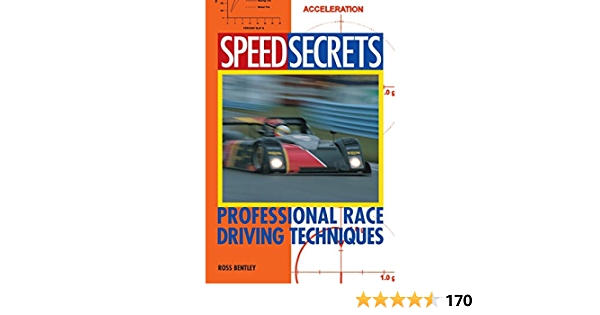 Speed Secrets 2 Book Professional Race Driving Techniques Guide
