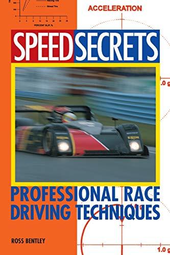 Speed Secrets: Professional Race Driving Techniques