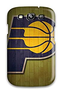 New Cute Funny Indiana Pacers Nba Basketball (8) Case Cover/ Galaxy S3 Case Cover