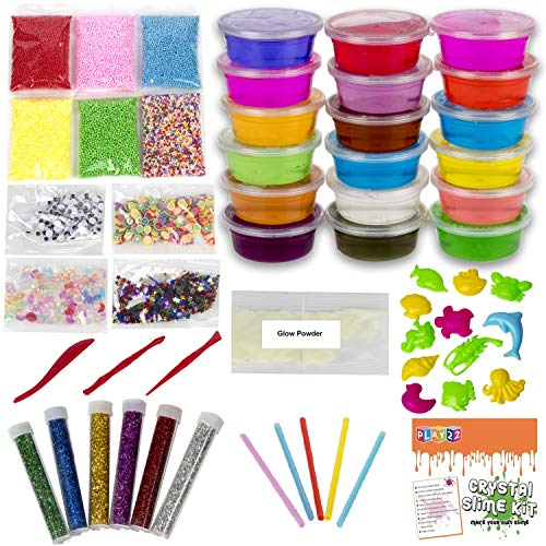 Play22 DIY Slime Kit for Kids