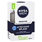 Nivea Men Sensitive After Save Splash 100ml With Ayur Soap Free