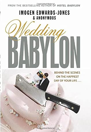 book cover of Wedding Babylon