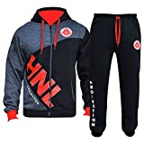 Kids Tracksuit - T.S HNL Dady - Red - 13