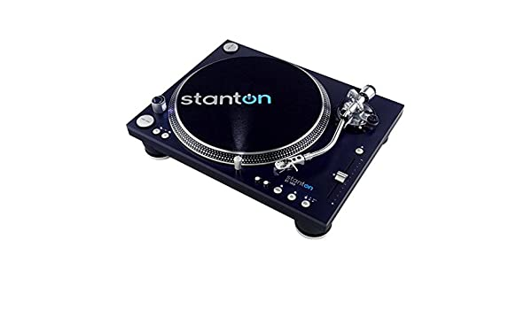 Stanton ST150 - St-150 giradiscos traccion directa brazo curvo ...
