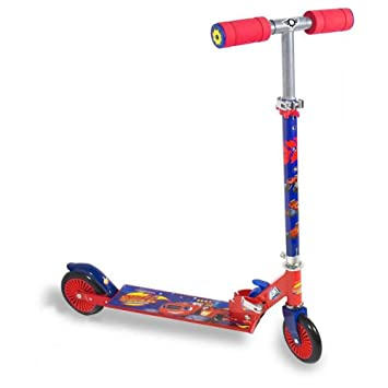 Blaze & Monster Machine - Patinete con 2 Ruedas (Saica 2112 ...