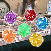 Tree-on-Life 6pcs / Set Acrílico Juegos Dados múltiples Juegos de ...