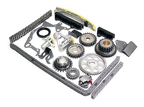 99-06 Chevrolet Tracker | Suzuki Grand Vitara, Vitara, XL-7 2.5L H25A, 2.7L H27A V6 Full Timing Chain Kit (Gaskets & Seal, Oil Pump Gear Are - Timing Chain Vitara Grand